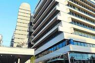 Oficinas centrales de Cablevisión en Buenos Aires. Imagen: Luciano Thieberger/ Grupo