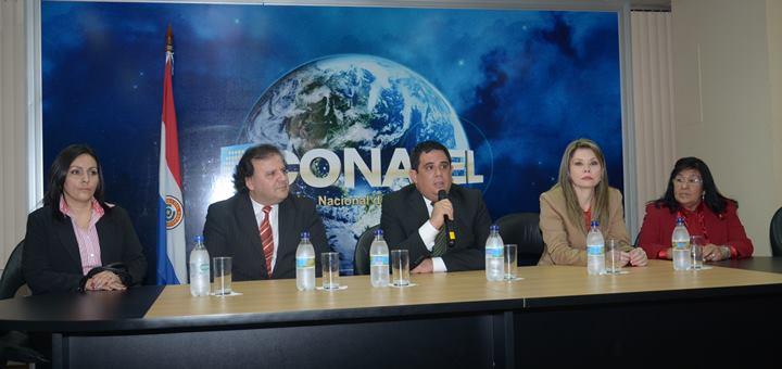Directorio Conatel. Imagen: Conatel