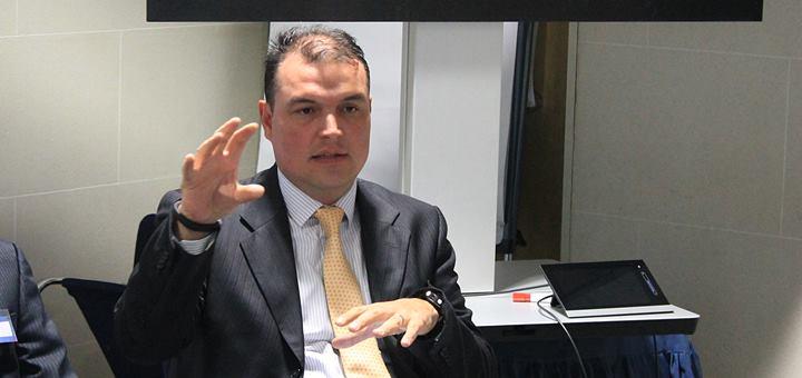 Juan Pablo Segura. Imagen: Cisco