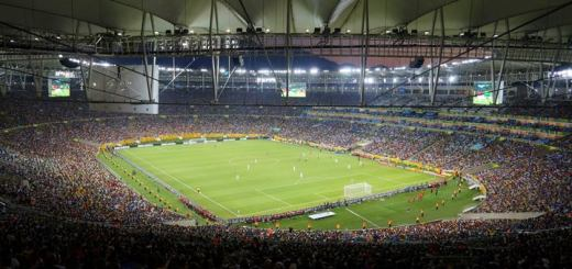 Estadio Maracana. Imagen: Leandro Neumann Ciuffo/ Flickr