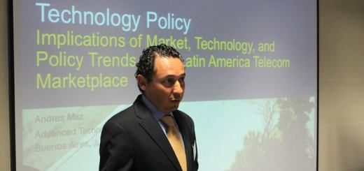 Andrés Maz. Imagen: Cisco