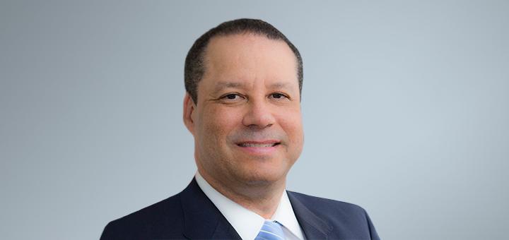 Damián Baez, vicepresidente Ejecutivo de Wind Telecom. Imagen: Wind Telecom.
