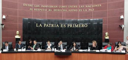 Imagen: Cámara de Senadores de México