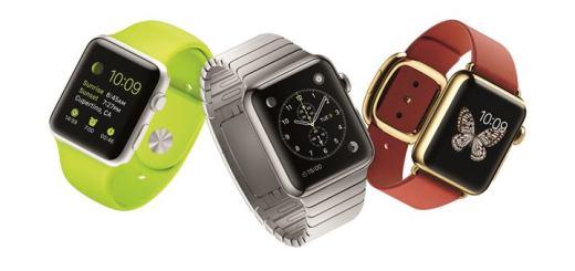 Apple Watch. Imagen: Apple