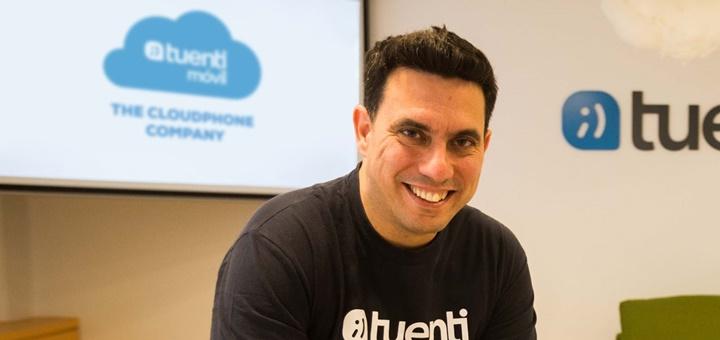 Sebastián Muriel, COO de Tuenti. Imagen: Tuenti