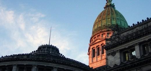 Congreso de la Nación Argentina. Imagen: Matito/Flickr