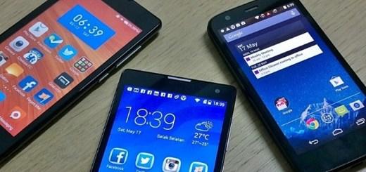 Smartphones Xiaomi. Imagen: Vernon Chan/ Flickr