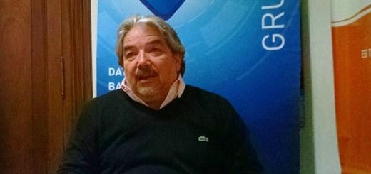 Antonio Roncoroni, presidente de Fecosur durante la presentación del acuerdo con Grupo Datco. Imagen: IDComm