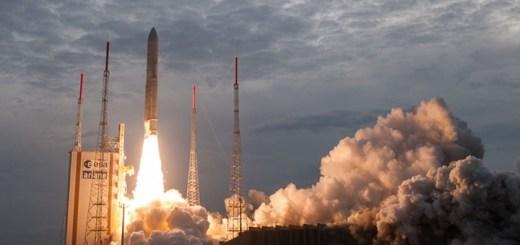 Lanzamiento del Intelsat 34. Imagen: Intelsat
