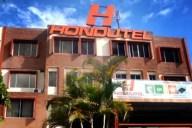 Edificio de Hondutel. Imagen: Hondutel.