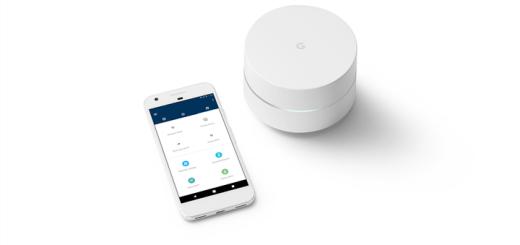 Google Wi-Fi. Imagen: Google