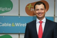 Julio Spiegel, CEO de Cable & Wireless Panamá. Imagen: Cable & Wireless Panamá