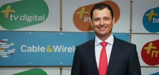 Julio Spiegel, CEO de Cable & Wireless Panamá. Imagen: Cable & Wireless Panamá