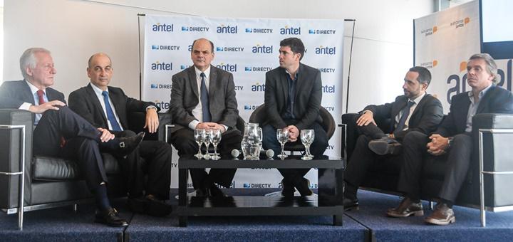 Acuerdo Antel - Directv. Imagen: Antel.