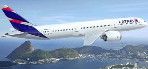 Imagen: Latam Airlines.
