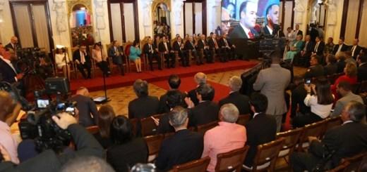 José del Castillo Saviñón presenta avances de República Digital. Imagen: Indotel.