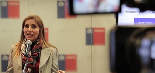 Gidi divulga resultados del mercado chileno. Imagen: Subtel.