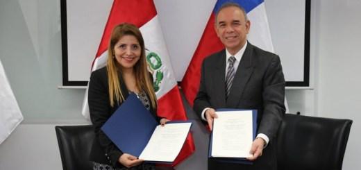 Chile y Perú firman acuerdo por roaming. Imagen: Subtel.