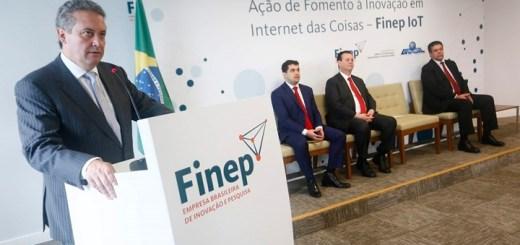 Finep anuncia planes de acción relacionados con IoT. Imagen: Finep.