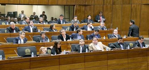 Cámara de Diputados de Paraguay. Imagen: Honorable Cámara de Diputados de Paraguay.