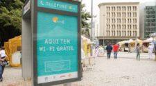 Orelhão da Oi terá WiFi em Florianópolis