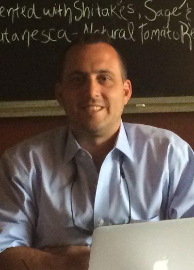 Jon Gearinger, Level3 Communications (foto: divulgação)