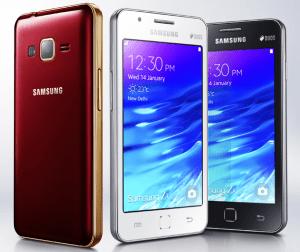 O Samsung Z1 vem com o sistema operaciona Tizen, desenvolvido pela própria empresa. (Foto: Divulgação/Samsung Tomorrow)