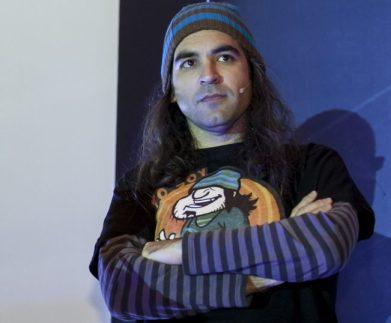 Chema Alonso é hacker, diretor global de Segurança da Informação da Telefónica e CEO da ElevenPaths (Foto: divulgação)