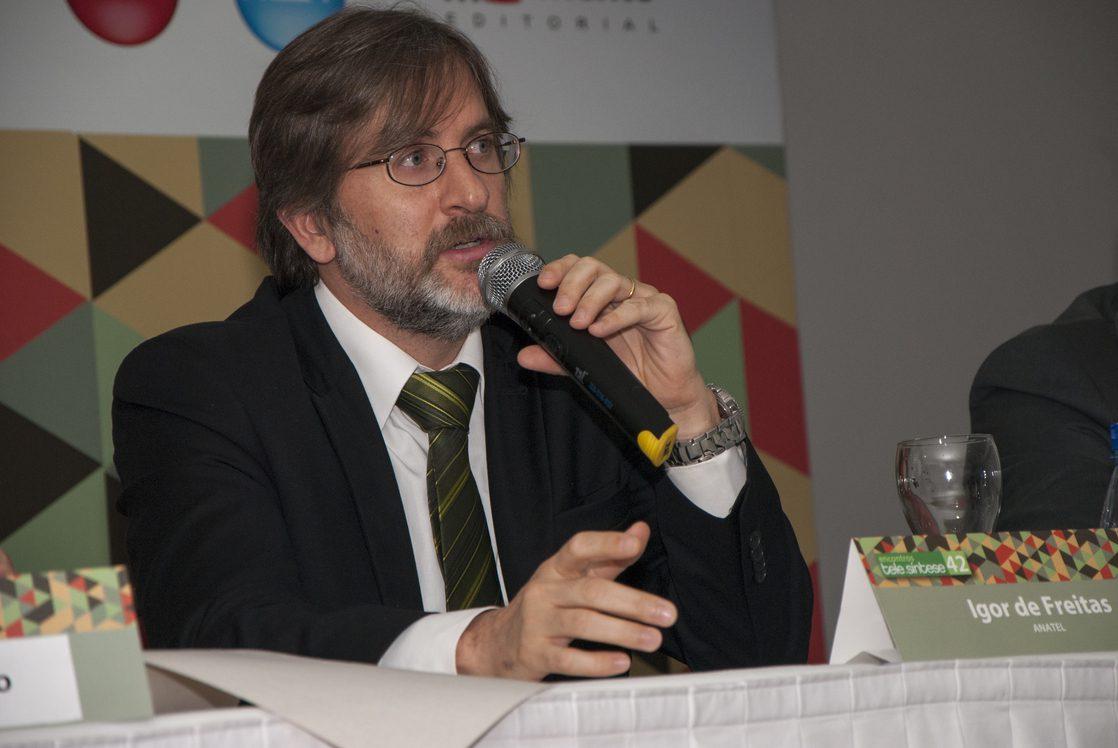 Conselheiro Igor Freitas, Anatel