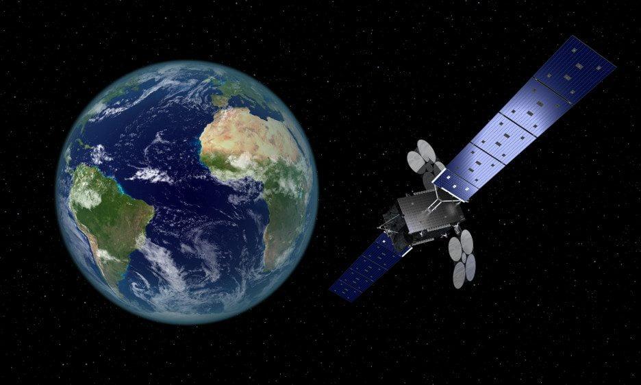 Al Yah 3 com Terra yahsat