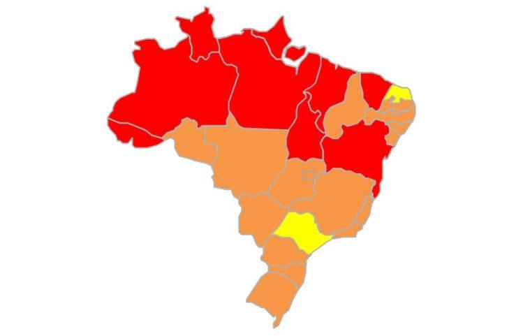 mapa qualidade da banda larga brasil 1semestre 2015 anatel