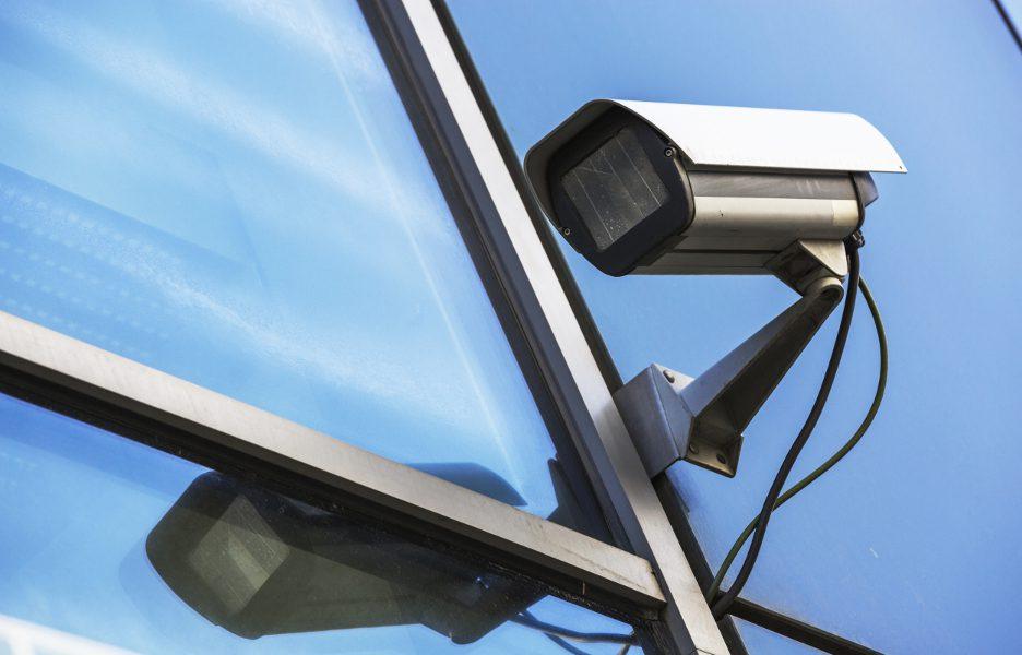 security camera and urban videov segurança vigiar observar