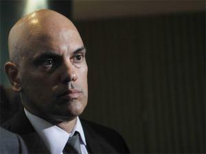 Alexandre-de-Moraes, ministro Justiça - governo interino
