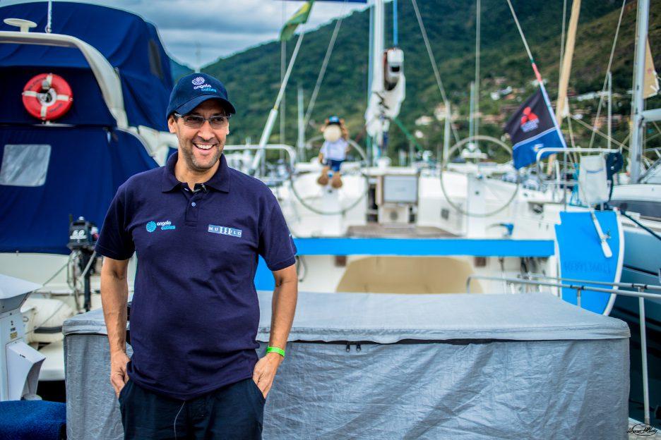 António Nunes velejador angola cables