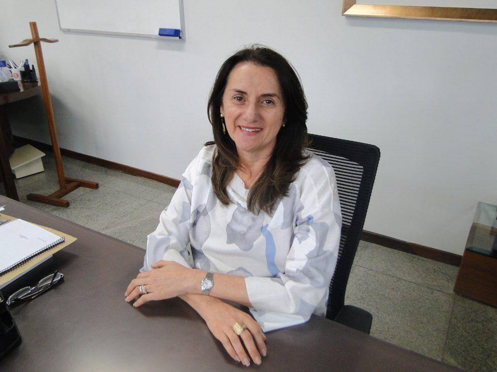Glória Guimarães, presidente do Serpro