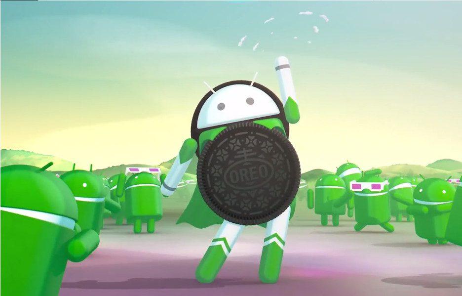 google-android-oreo