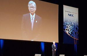 Takashi-Niino-presidente-e-CEO-da-NEC-Corporation