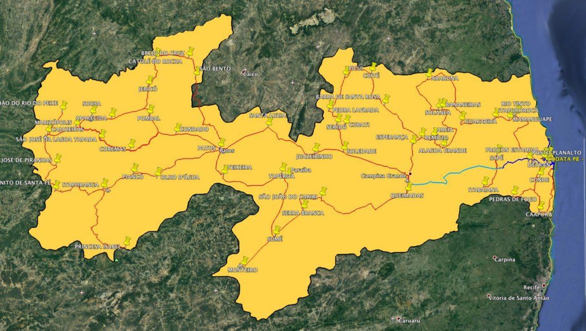 mapa-Rede-Paraibana-de-Alto-Desempenho