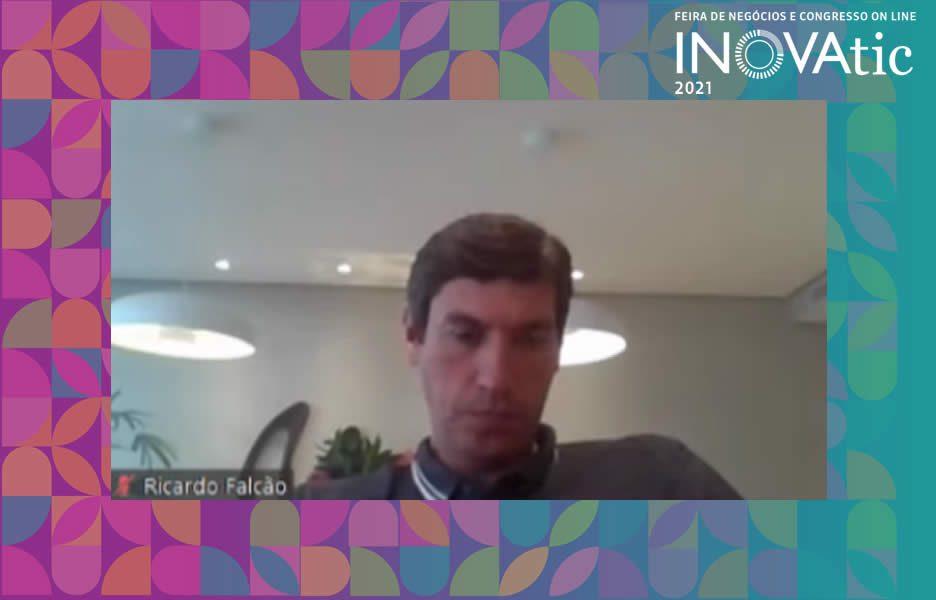 Ricardo Falcão | Diretor de TV da Claro - INOVAtic 2021