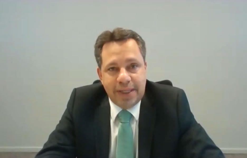 Carlos Franco, Tim Brasil - Live TS - Divulgação