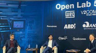 Leonardo Euler de Morais (à esquerda) Presidente da Anatel - Foto: Divulgação