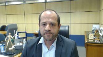 Vinicius Caram, Superintedente da Anatel - Live TS 06-08-21 - Divulgação