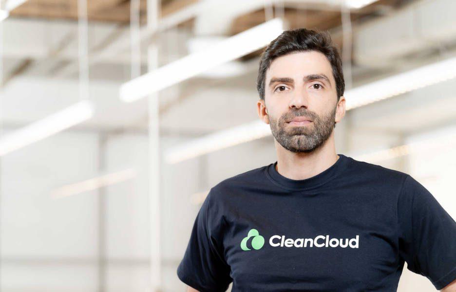 Henrique Vaz, CEO da CleanCloud - Foto: Marco Torelli