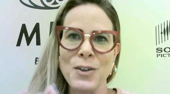 Andressa Pappas, Governent Affairs Motion Pictures Association - Crédito: TV.Síntese