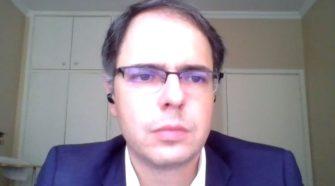 Artur Coimbra, Secretário de Telecomunicações do MCom - Crédito: TV.Síntese