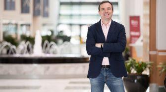 Mike Capone, CEO da Qlik - crédito: divulgação