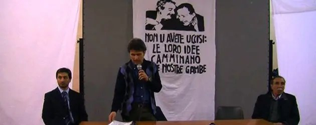 Mafie: testimonianze antiracket