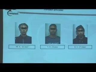 Arrestata banda di ladri