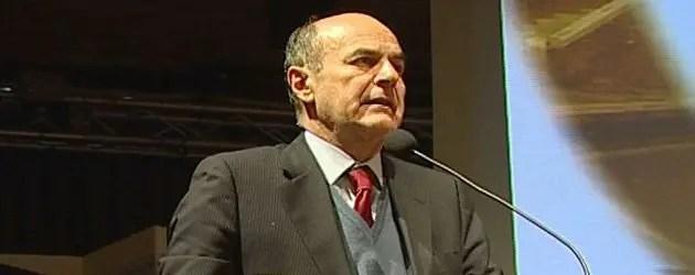 Bersani a Comacchio: elezioni segnale per l'Europa
