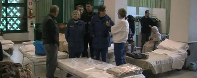 Ferrara si prepara ad accogliere gli sfollati